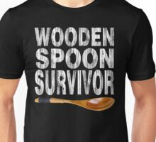 Wooden spoon survivor - special Unisex T-Shirt