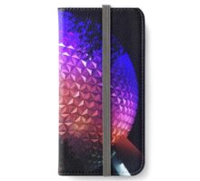 Epcot Golf Ball iPhone Wallet/Case/Skin