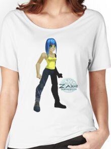"Fae - ""Za'nar"" Character Shirt Women's Relaxed Fit T-Shirt"