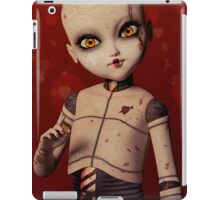 Ball Jointed Doll - Love iPad Case/Skin