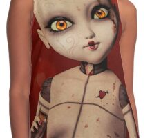 Ball Jointed Doll - Love Contrast Tank