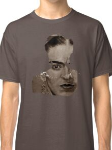 FRIDA - shirt version - sepia Classic T-Shirt