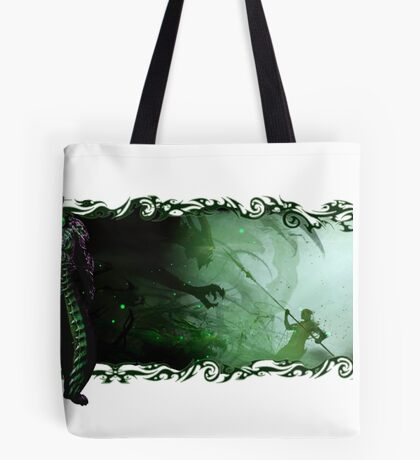 Guild Wars 2 - A sylvari story Tote Bag