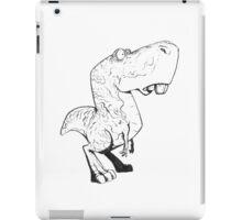 Dorky Dino iPad Case/Skin
