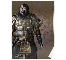Kublai Khan Poster