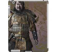 Kublai Khan iPad Case/Skin