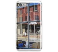 The Butcher Shop Window - Harpers Ferry, WV iPhone Case/Skin