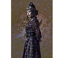 Empress Chabi Photographic Print