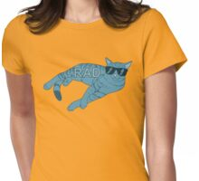 RAD CAT Womens Fitted T-Shirt