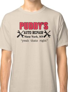 Seinfeld - Puddy's Auto Repair Classic T-Shirt