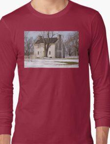 Shaker White House Long Sleeve T-Shirt