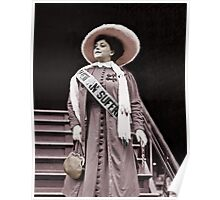 Trixie the Suffragette  Poster