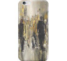 Morning rush iPhone Case/Skin