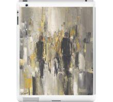 Morning rush iPad Case/Skin