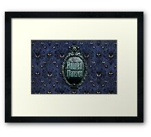 Welcome, Foolish Mortals Framed Print