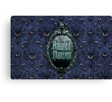 Welcome, Foolish Mortals Canvas Print