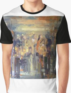 Busy street Graphic T-Shirt