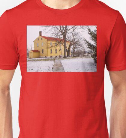 Shaker House - Mustard Unisex T-Shirt