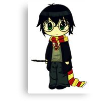 Cute Little HP Canvas Print