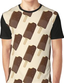 Chocolate popsicle sticker Graphic T-Shirt