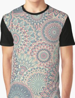 Mandala (Floral 002) Graphic T-Shirt