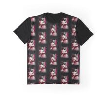 Over Shoulder Flapper Graphic T-Shirt