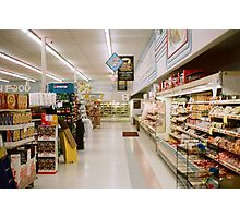 Grocery #14 Photographic Print