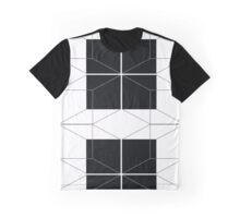 Cube Perspective Graphic T-Shirt