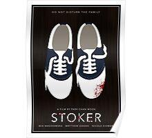 Stoker film poster Poster
