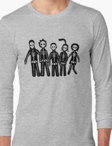 Misfits Lightning Long Sleeve T-Shirt