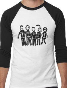 Misfits Lightning Men's Baseball ¾ T-Shirt