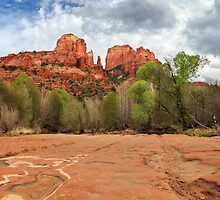 Cathedral Rock Sedona by James Eddy
