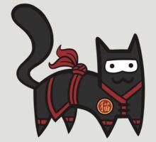 Ninja Cat by Bobfleadip