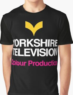 Yorkshire Television Graphic T-Shirt