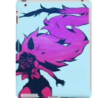 Princess of the wolves iPad Case/Skin