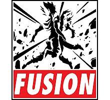 Fusion Photographic Print