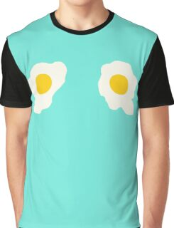 Fried Eggs Graphic T-Shirt