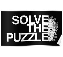 Solve the Puzzle Hellraiser Poster