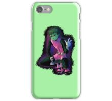 Beast Boy iPhone Case/Skin