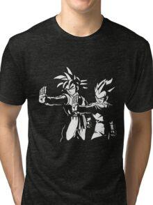 Dragon Fiction Tri-blend T-Shirt
