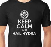 Keep calm and Hail Hydra! Unisex T-Shirt