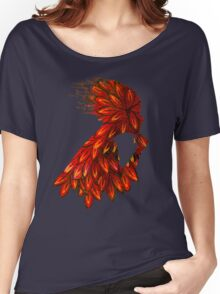 Wings of thought Women's Relaxed Fit T-Shirt