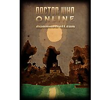 DWO Minecraft - Survival Poster 3 Photographic Print