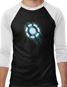 Arc Reactor T-shirt Design Men's Baseball ¾ T-Shirt