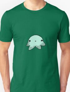 Kawaii Cute Octopus Beachlife Unisex T-Shirt