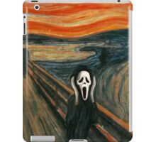 (The) Scream Parody iPad Case/Skin