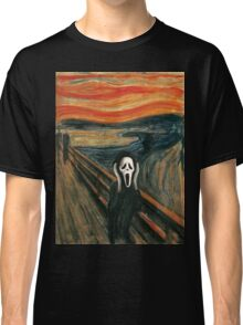 (The) Scream Parody Classic T-Shirt