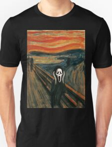 (The) Scream Parody Unisex T-Shirt