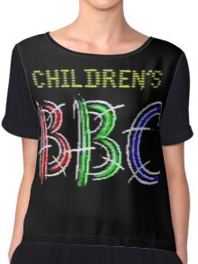 Children's BBC 1985 Chiffon Top