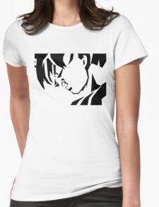 Saiyan Tribal Womens Fitted T-Shirt